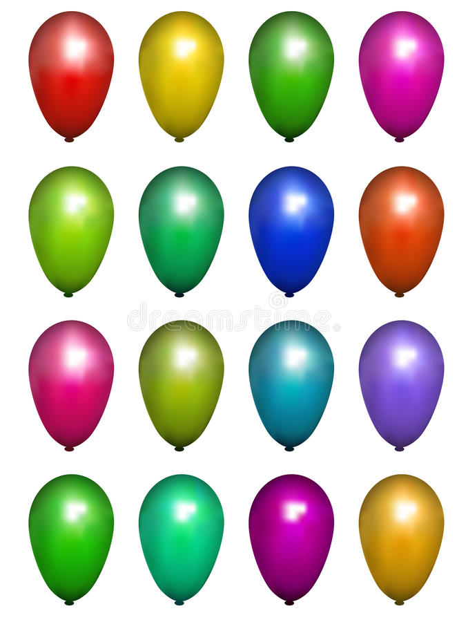 Free Balloon Royalty Free Stock Image - 20922206