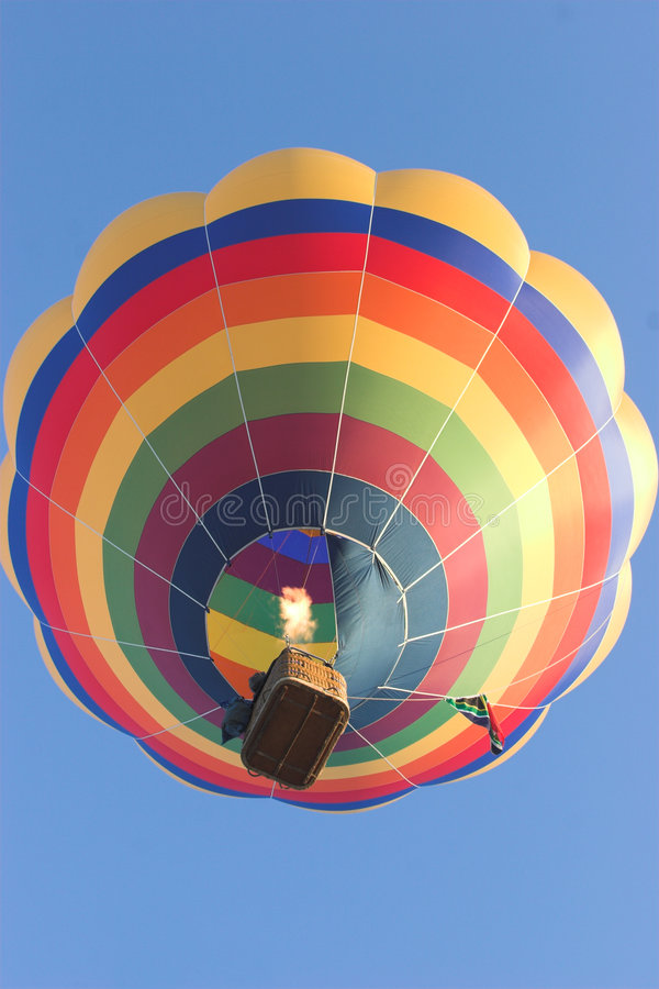 Download Balloon stock image. Image of show, aircraft, blue, dawn - 2626927