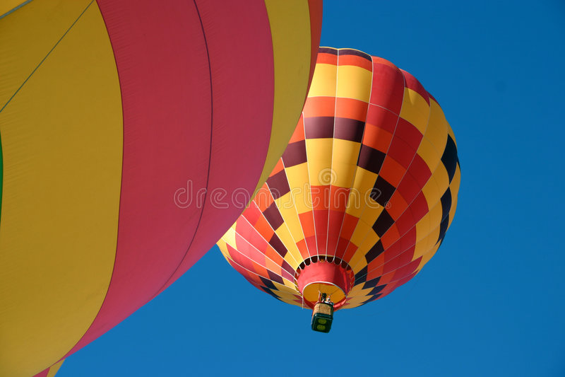 Balloon stock image