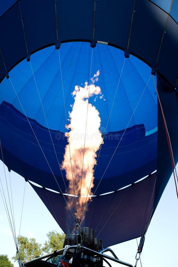 Download Balloon stock photo. Image of fire, blue, aeronautical - 9323548