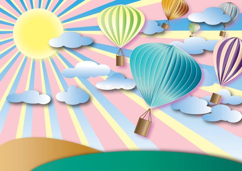 Download Balloon Adventure Stock Photos - Image: 21052723