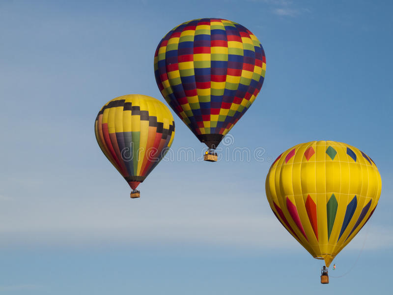 Download Balloon Festival stock photo. Image of nature, grass - 24982938