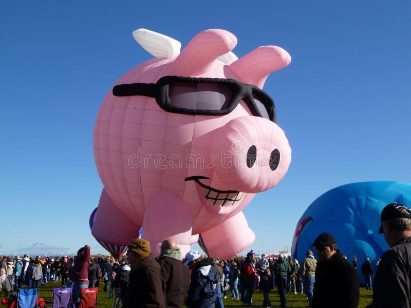 Balloon, Hot Air Ballooning, Mascot, Hot Air Balloon stock images