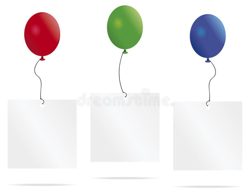 Download Balloon messages stock vector. Illustration of sell, balloon - 23932608