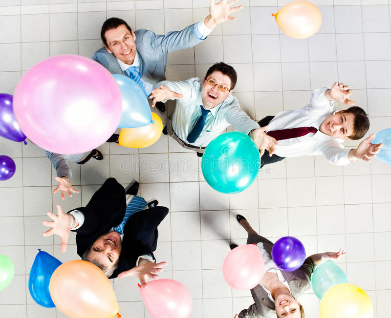Download Balloon Party Royalty Free Stock Photos - Image: 16884708