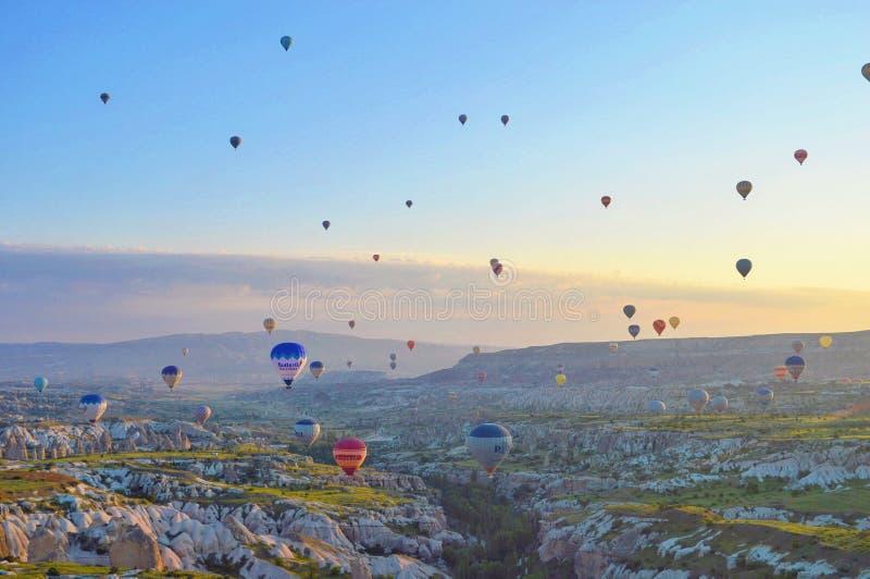 Balloon party stock image