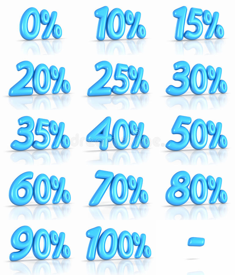 Download Balloon Percent Tags Royalty Free Stock Images - Image: 19388499