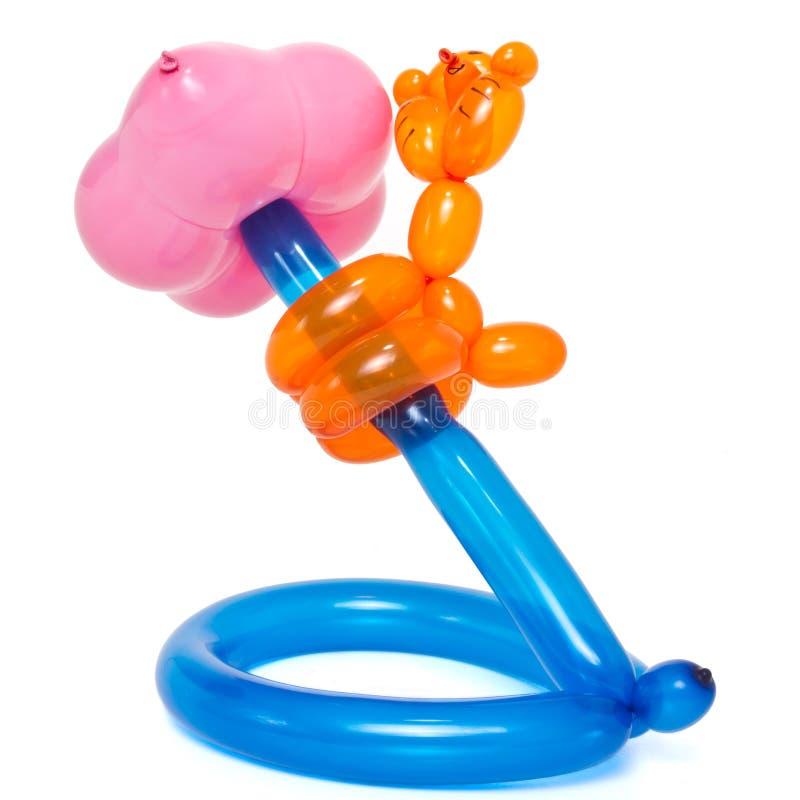 Balloon Sculpture Stock Image