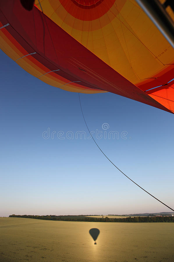 Download Balloon Trip Royalty Free Stock Photography - Image: 22069007