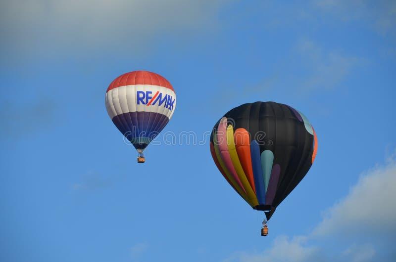 Balloonfest 3 стоковые изображения