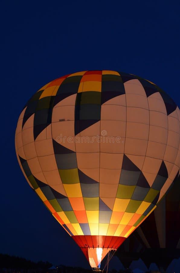 Balloonfest 6 стоковое фото rf
