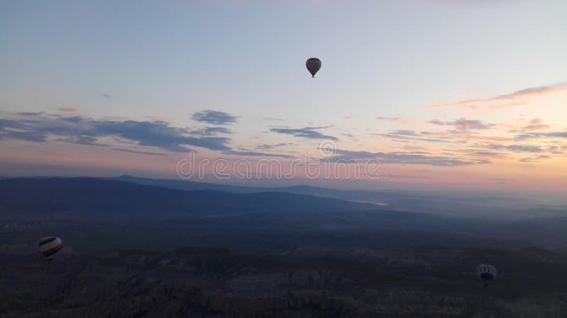 Balloonride stockbild