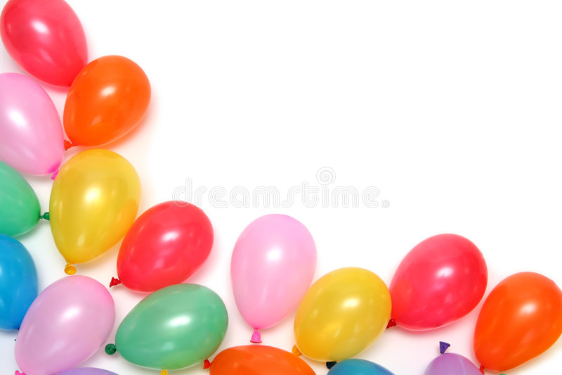 Download Balloons stock image. Image of multicolor, cheerful, helium - 2233011