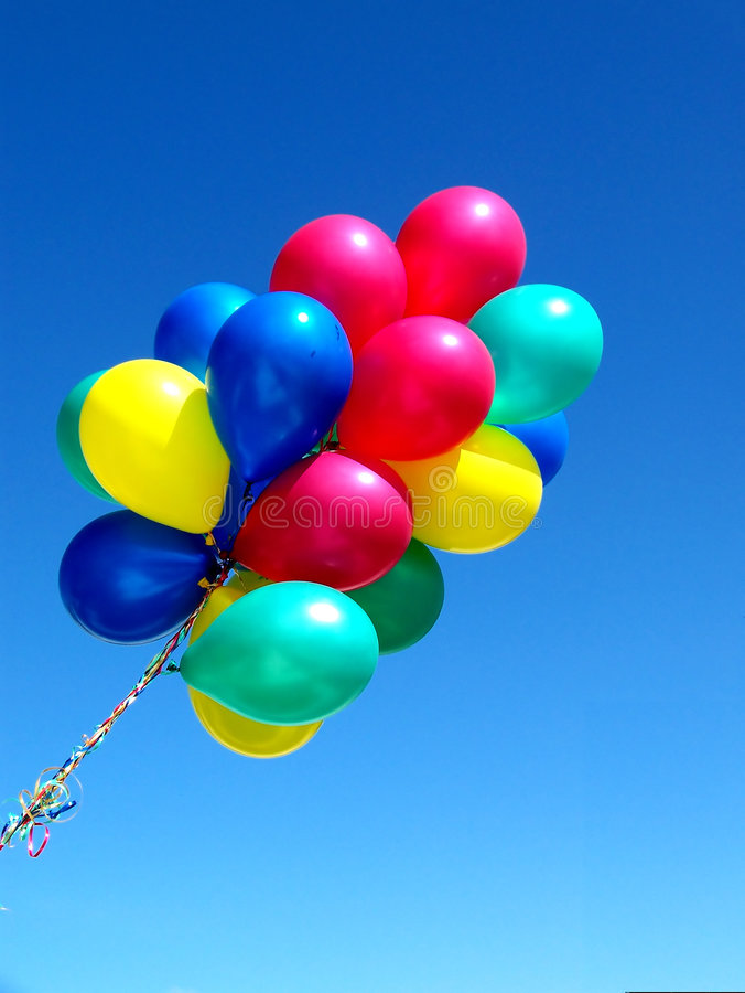Free Balloons Stock Images - 4653484