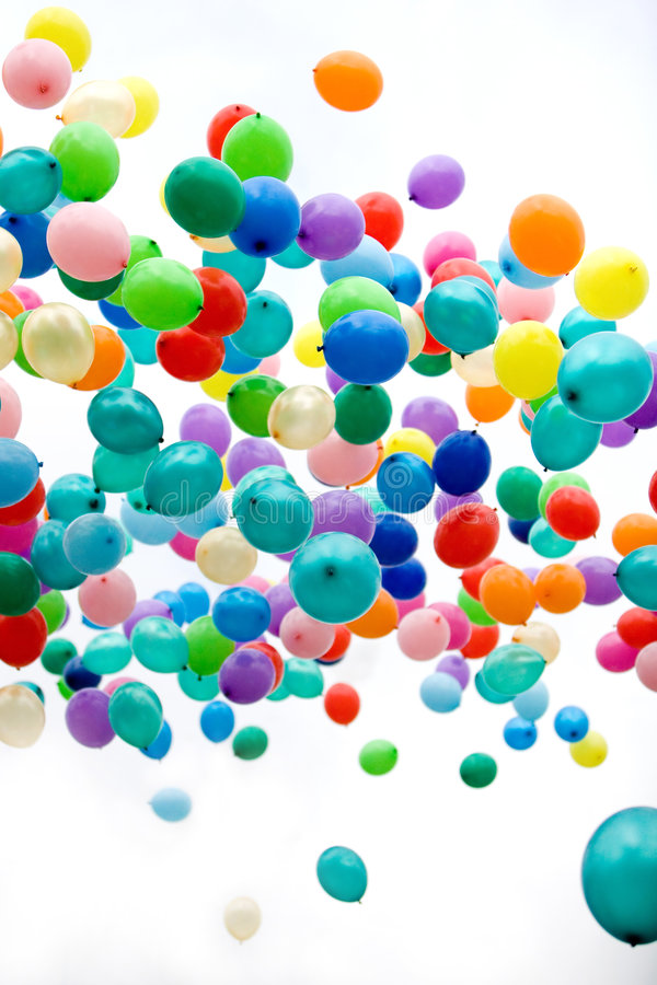 Download Balloons Stock Photography - Image: 5531032