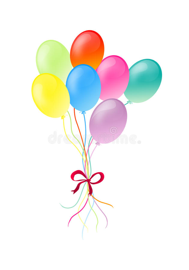 Free Balloons Royalty Free Stock Images - 9625089