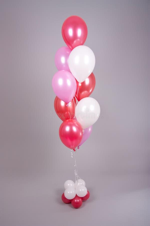 Balloons Arrangement Stock Image