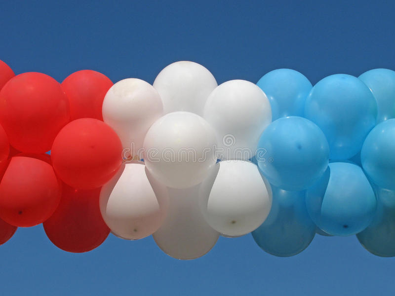 Download Balloons stock photo. Image of white, blue, congratulation - 30371768