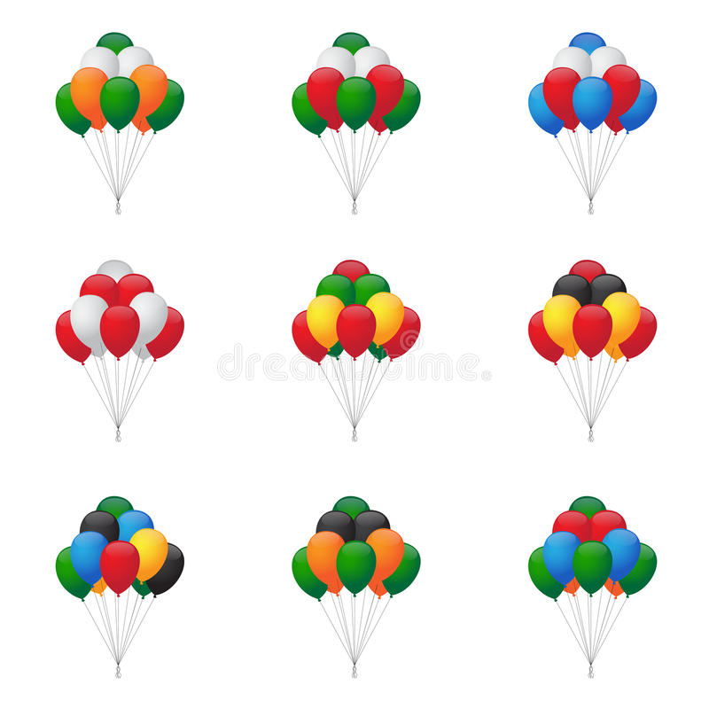 Balloons groups