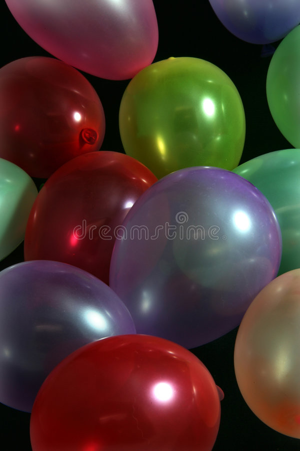 Balloons1 stock foto's