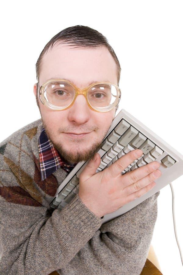 Ballot avec le clavier images libres de droits
