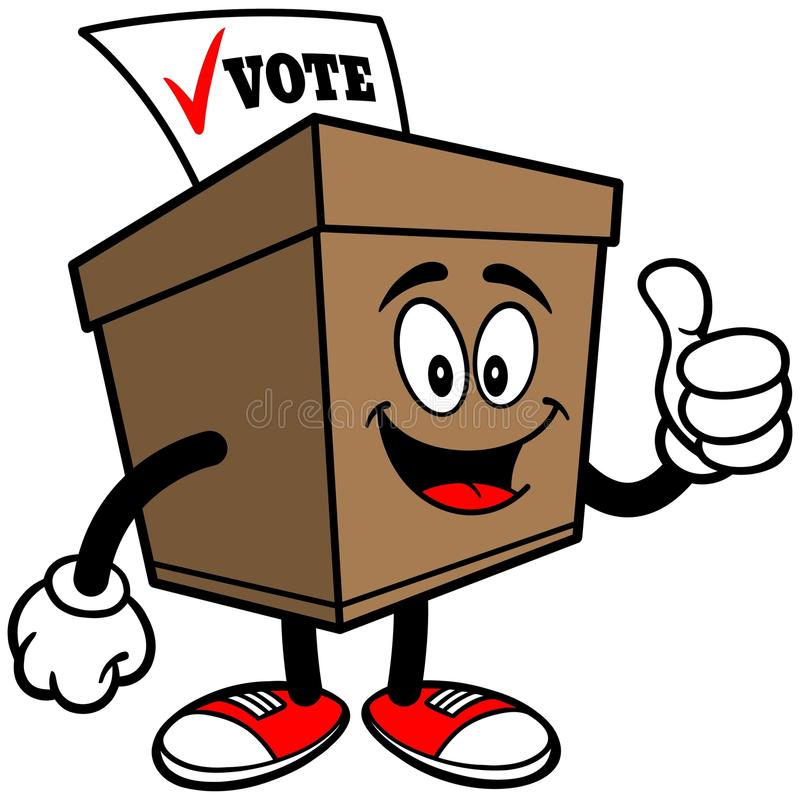 Cartoon Ballot Box Stock Illustrations – 1,168 Cartoon Ballot Box Stock  Illustrations, Vectors & Clipart - Dreamstime