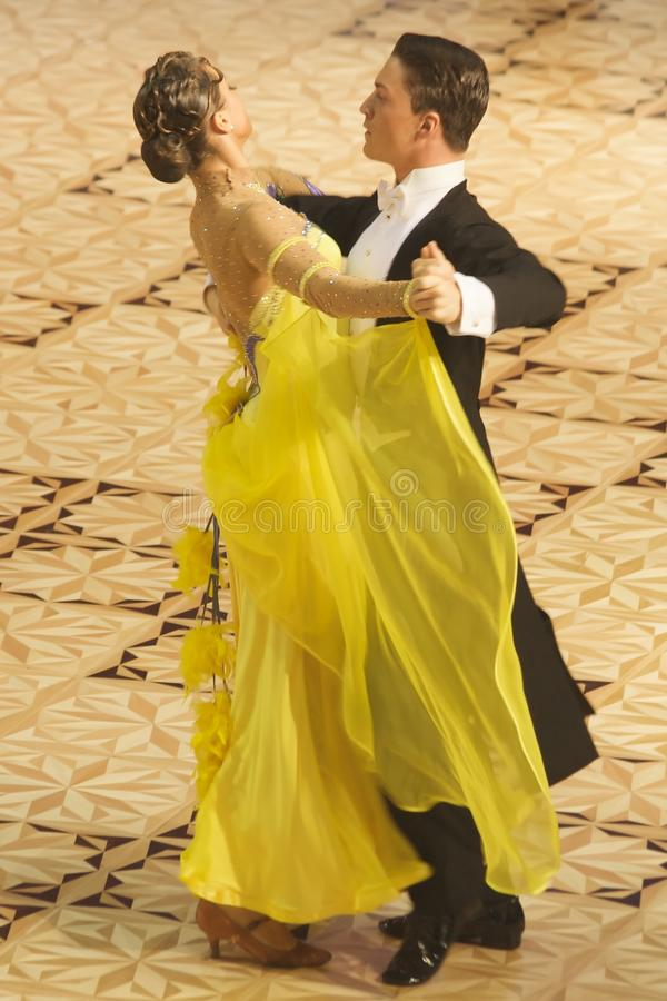 Download Ballroom Dance Contest editorial image. Image of emotion - 11677580