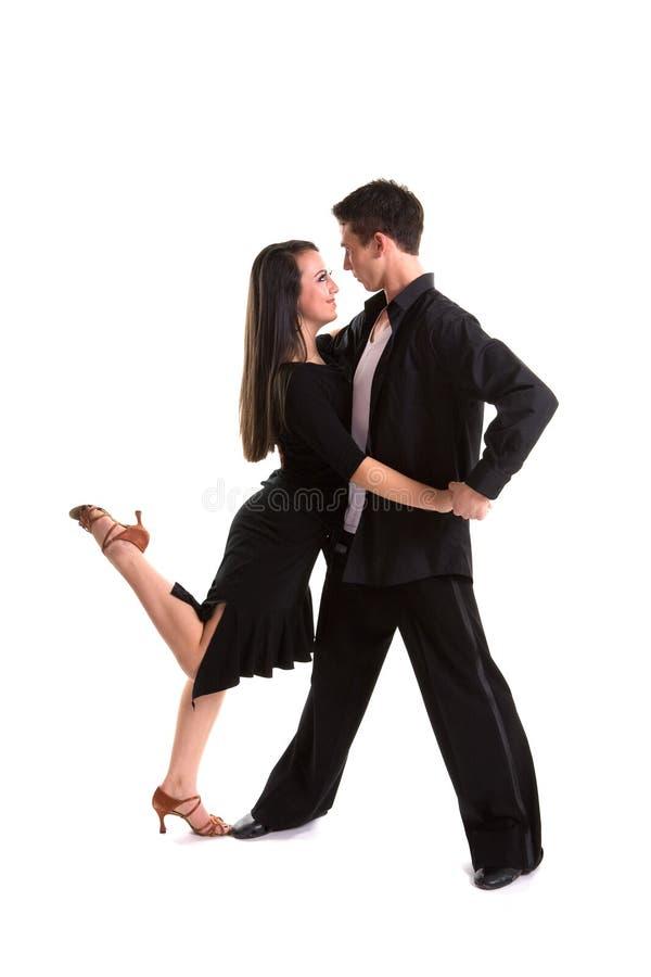 Download Ballroom Dancers Black 08 stock photo. Image of activity - 14005366