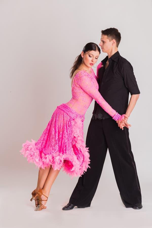 Ballroom dansen stock fotografie