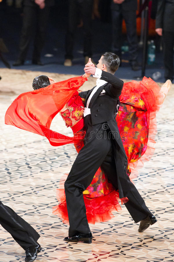 Download Ballroom Standard Dancers editorial image. Image of contest - 24173680