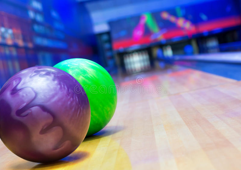 Download Bowling alley stock photo. Image of objects, pursuit - 30226258