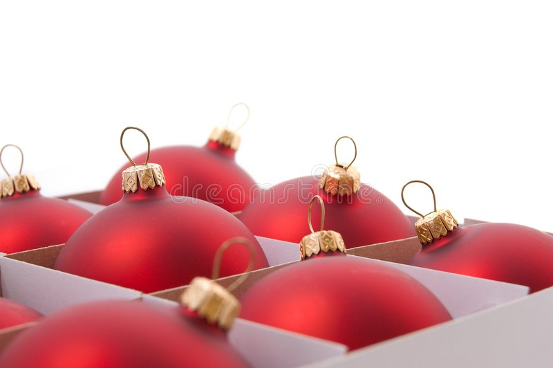 balls christmas στοκ φωτογραφία με δικαίωμα ελεύθερης χρήσης
