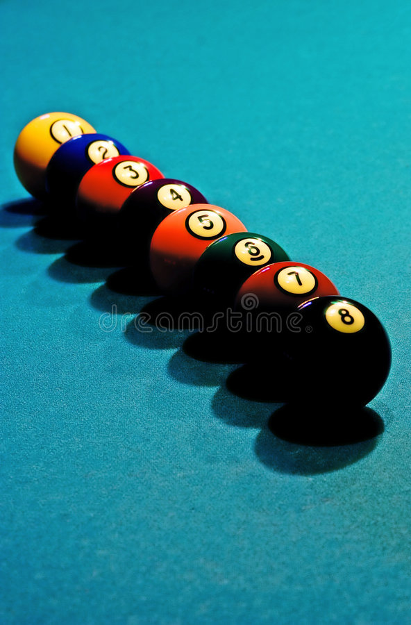 Download Balls in order stock photo. Image of round, shiny, green - 3366320