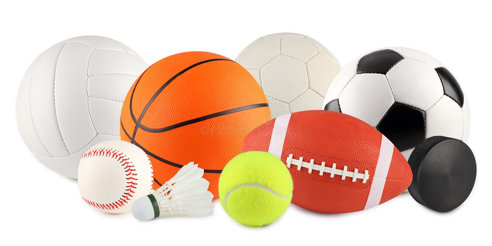 Download Balls in sport 3 stock photo. Image of activity, fight - 22802520