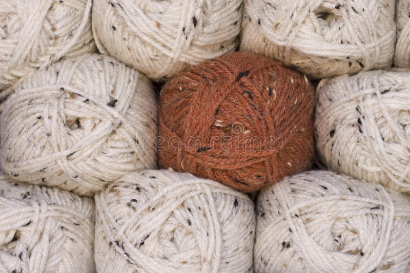 Download Balls of wool stock photo. Image of textile, design, bright - 10450224