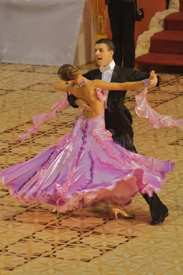 Ballsaal-Tanz #2 lizenzfreie stockfotografie