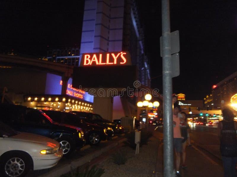 Bally& x27; s royaltyfria foton