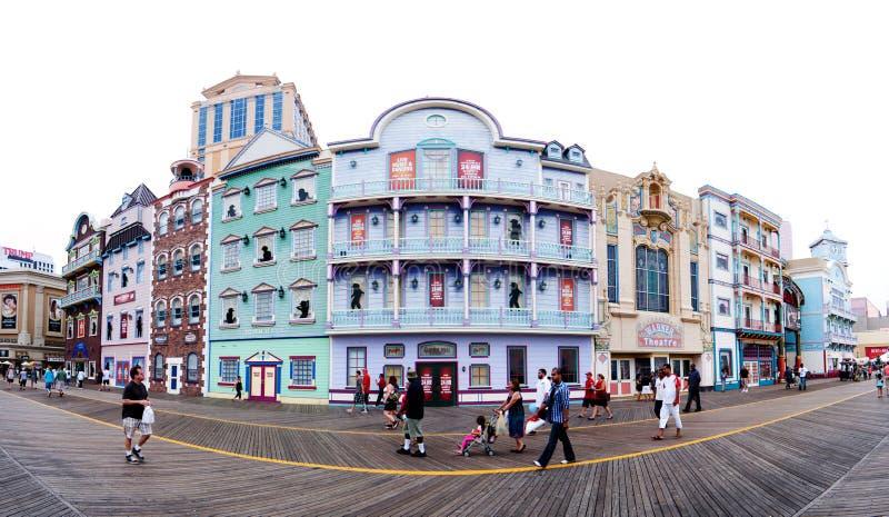 Bally's Atlantic City stock photo