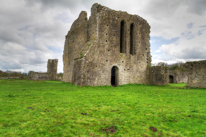 Download Ballybeg Priory stock image. Image of county, century - 19218491