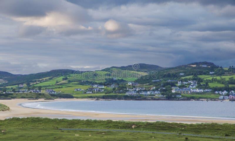 Ballymastocker zatoka Donegal obrazy royalty free
