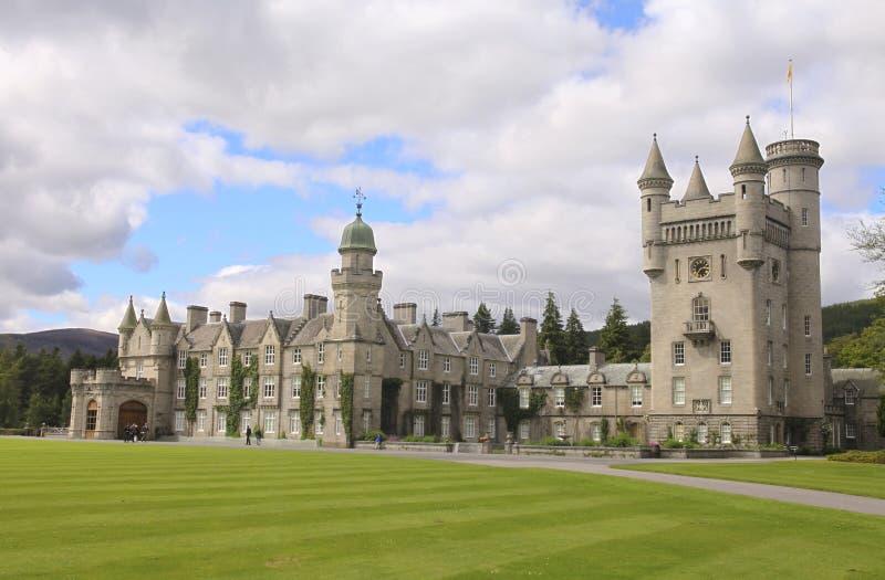 balmoral grodowy Scotland obraz royalty free