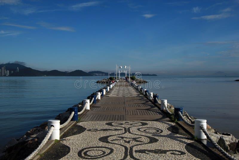 Balneario Camboriu - Brasilien stockfotos