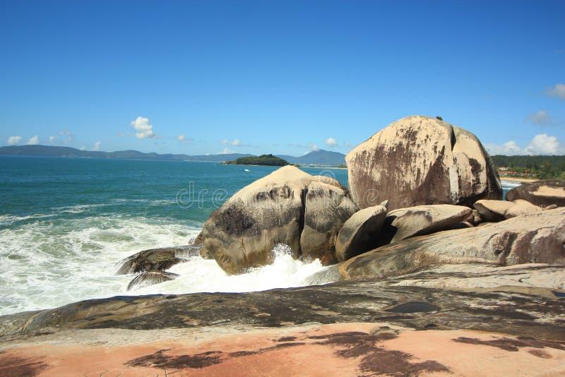 Balneario Camboriu - Santa Catarina - Brasil foto de stock royalty free