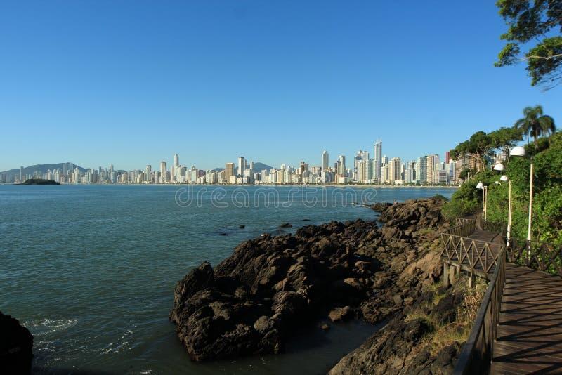Balneario Camboriu - Santa Catarina - Brazil stock photos