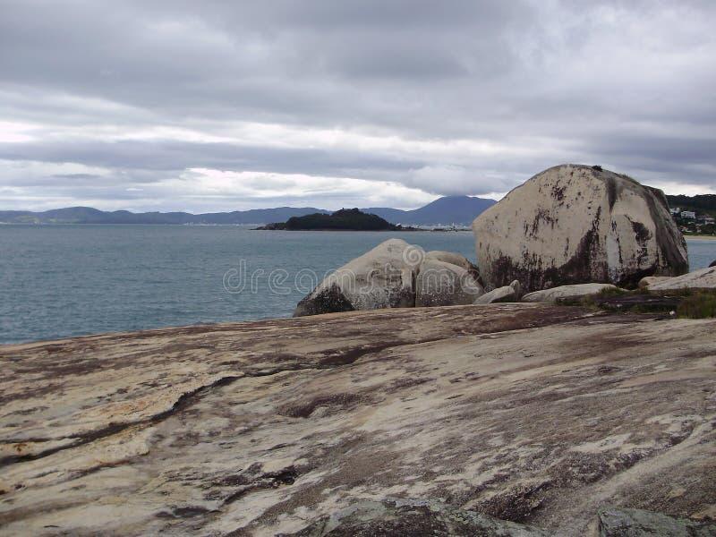 Balneario Camboriu - Santa Catarina - le Brésil images stock