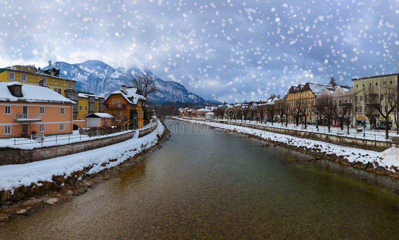 Balneario mún Ischl - Austria foto de archivo libre de regalías