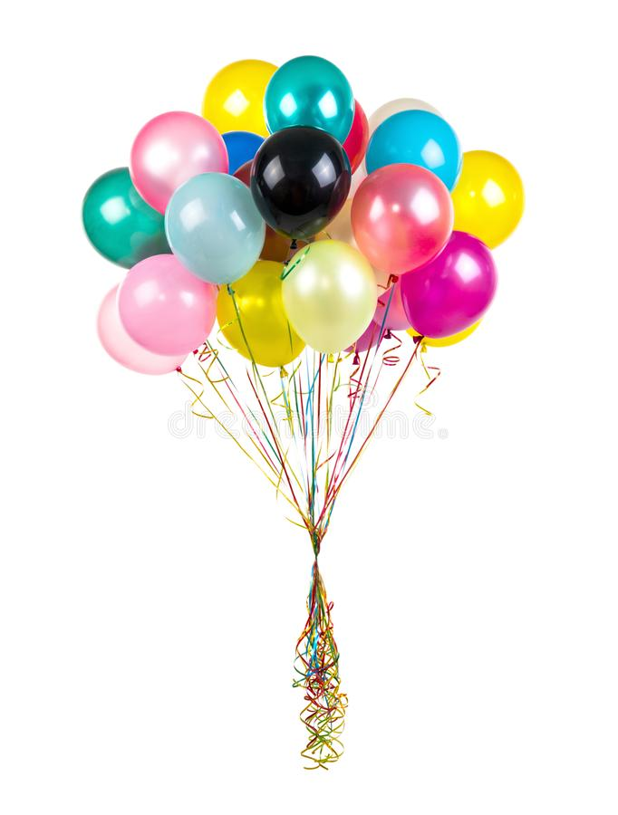 balon koloru dni wakacji wektora zdjęcia royalty free