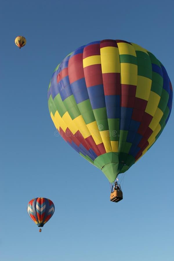 balon powietrza gorące zdjęcia stock