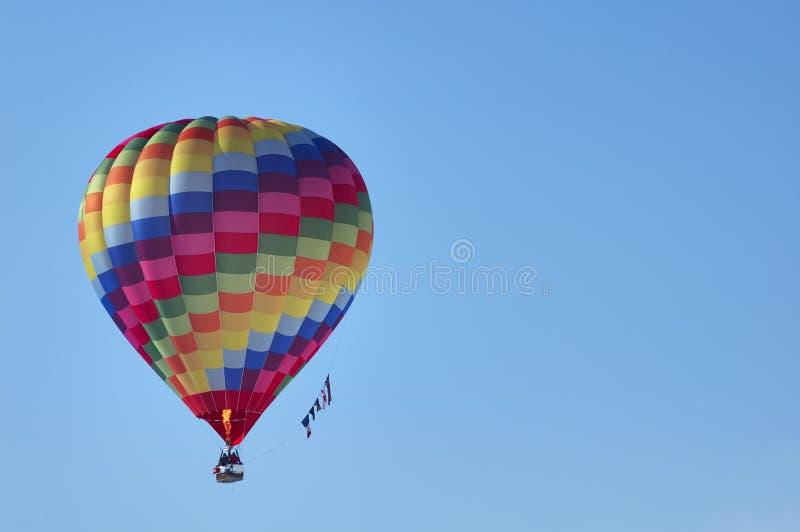 balon powietrza gorące obrazy stock