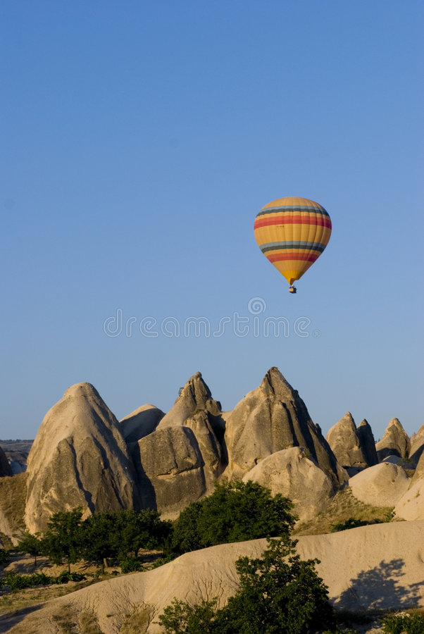 balon powietrza gorące zdjęcia royalty free